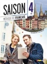 کتاب  Saison 4 niv.B2 - Guide pédagogique
