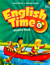 کتاب English Time 2nd 6 SB+WB+CD