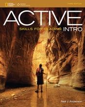 کتاب اکتیو اسکیلز فور ریدینگ اینترو ویرایش سوم ACTIVE Skills for Reading Intro 3rd