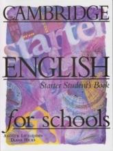 کتاب Cambridge English for Schools Starter