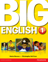 کتاب (Big English 1 (SB+WB+CD+DVD