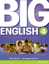 کتاب (Big English 4 (SB+WB+CD+DVD