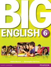کتاب (Big English 6 (SB+WB+CD+DVD
