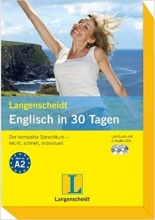 مجموعه آموزش انگلیسی به زبان آلمانی Langenscheidt Englisch in 30 Tagen