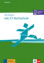کتاب تمرین آزمون میت زبان آلمانی Mit Erfolg zu telc C1 Hochschule