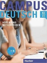 کتاب آلمانی Campus Deutsch B2/C1: Horen und Mitschreiben
