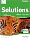 کتاب سولوشنز المنتری ویرایش جدید New Solutions Elementary (S.B+W.B)+CD,DVD