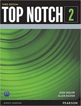 کتاب آموزشی تاپ ناچ 2 ویرایش سوم Top Notch 2 3RD