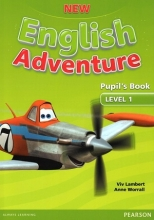 کتاب (New English Adventure Level 1 (Activity+CD