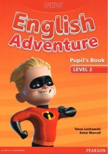 کتاب (New English Adventure Level 2 (Activity+CD