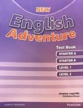 کتاب New English Adventure Test Book