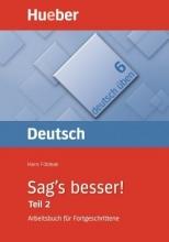 کتاب Deutsch Uben: Sag's Besser! - TEIL 2