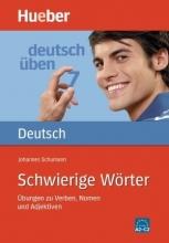 کتاب آلمانی Deutsch üben Band 7: Schwierige Wörter