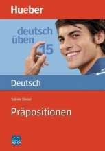 کتاب Deutsch üben Band 15: Präpositionen