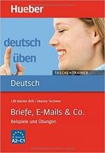 کتاب آلمانی Deutsch üben Taschentrainer. Briefe, E-Mails & CO