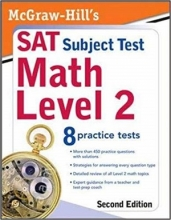کتاب Mcgraw Hills Sat Subject Test Level 2