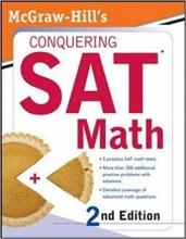 کتاب McGraw Hills Conquering SAT Math 2nd Ed