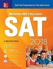 کتاب McGraw Hill Education SAT 2018
