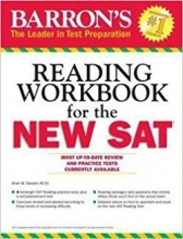 کتاب Barrons Reading Workbook for the NEW SAT