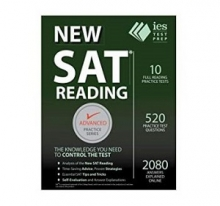 کتاب New SAT Reading Practice Book