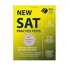 کتاب New SAT Practice Tests