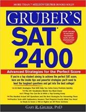 کتاب Grubers SAT 2400