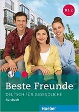 کتاب آلمانی بسته فونده Beste Freunde B1.2: Kursbuch und Arbeitsbuch mit CD