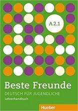 کتاب معلم Beste Freunde: Lehrerhandbuch A2.1