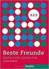 کتاب معلم Beste Freunde: Lehrerhandbuch A2.2