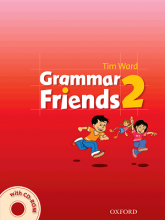 کتاب Grammar Friends 2 Student Book + CD