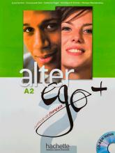 کتاب آلتر اگو پلاس Alter EGO Plus A2 (S.B+W.B)+2CD