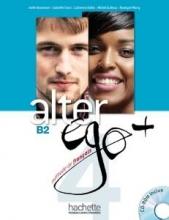 کتاب آلتر اگو پلاس Alter Ego Plus B2 (S.B+W.B)+CD