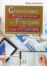 کتاب Grammaire progressive des affaires - intermediaire + CD