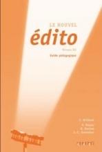کتاب LE NOUVEL edito B2 GUIDE pedagogique