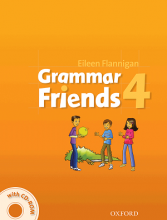 کتاب گرامر فرندز 4 Grammar Friends 4 Student Book + CD