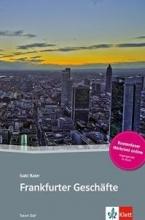 کتاب المانی Frankfurter Geschafte + Audio-Online
