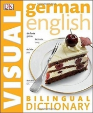کتاب German English Bilingual Visual Dictionary