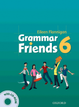 کتاب Grammar Friends 6 Student Book + CD