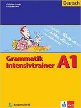 کتاب المانی Grammatik Intensivtrainer A1