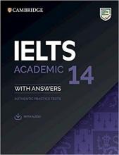 کتاب آیلتس کمبریج 14 آکادمیک IELTS Cambridge 14 Academic+CD