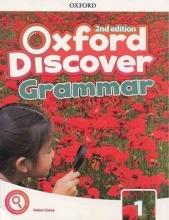 کتاب آکسفورد دیس کاور گرامر 1 ویرایش دوم Oxford Discover 1 2nd - Grammar +CD