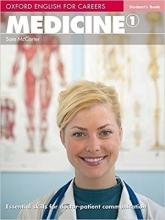 کتاب Oxford English for Careers: Medicine 1 Students Book