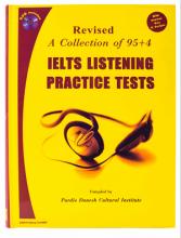 کتاب A Collection of 95+4 IELTS Listening Practice Test 2nd+DVD
