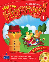 کتاب (Hip Hip Hooray 1 2nd Student Book (Workbook+CD