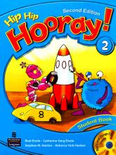 کتاب (Hip Hip Hooray 2 2nd Student Book (Workbook+CD