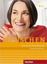 کتاب معلم (Menschen: Lehrerhandbuch B1 (Paket Lehrerhandbuch B1.1 & B1.2