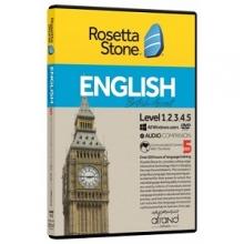 خودآموز زبان انگلیسی Rosetta Stone English - British Accent