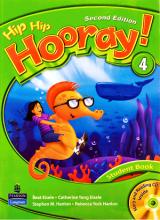 کتاب (Hip Hip Hooray 4 2nd Student Book (Workbook+CD