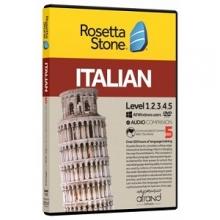 خودآموز زبان ایتالیایی Rosetta Stone Italian