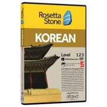 خودآموز زبان کره ای Rosetta Stone Korean